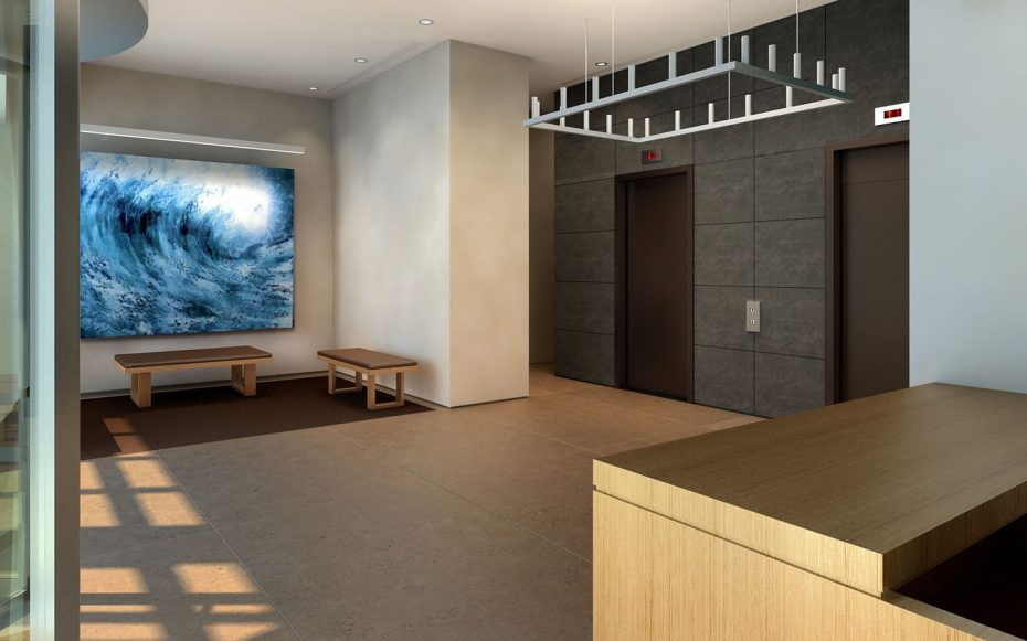 Julia Aulenbacher - Interiors +++ 4W21 Apartment Complex Chelsea New York 1