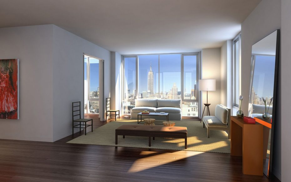 Julia Aulenbacher - Interiors +++ 4W21 Apartment Complex Chelsea New York 2
