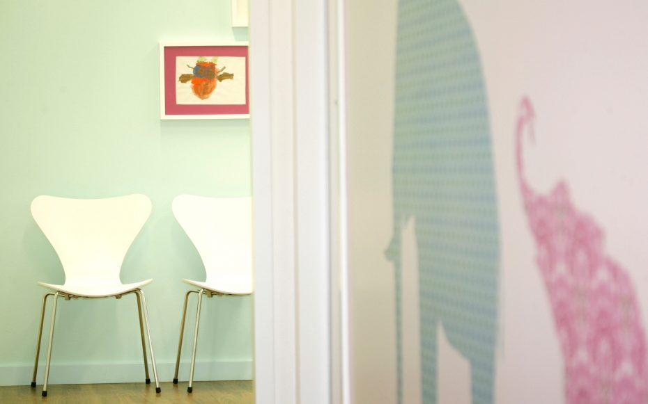Julia Aulenbacher - Interiors +++ Children's Dentist Clinic Frankfurt 11