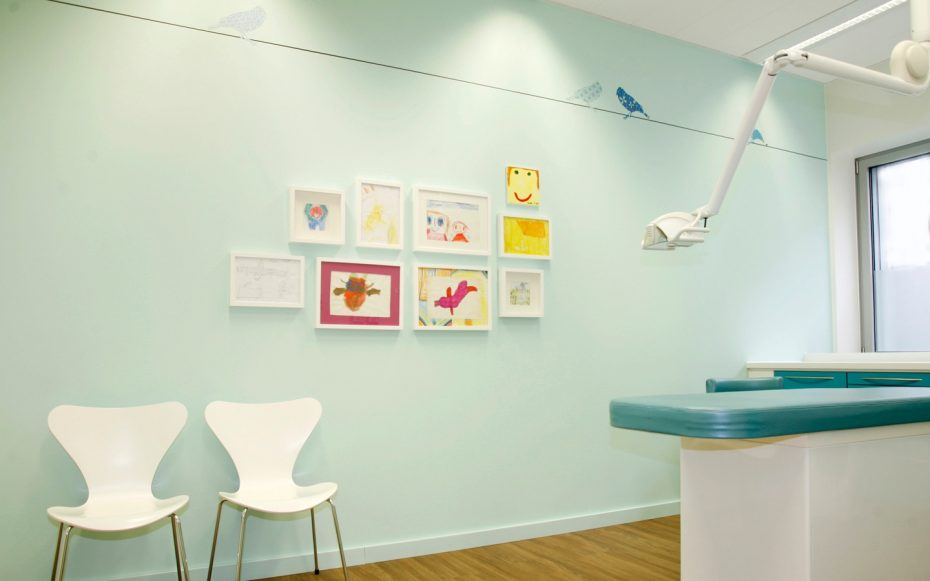 Julia Aulenbacher - Interiors +++ Children's Dentist Clinic Frankfurt 12