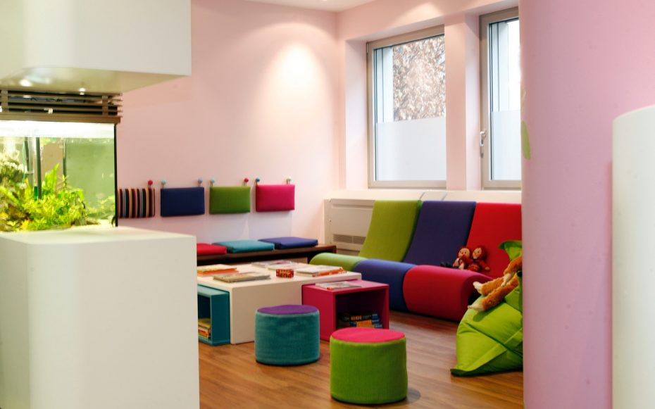 Julia Aulenbacher - Interiors +++ Children's Dentist Clinic Frankfurt 3