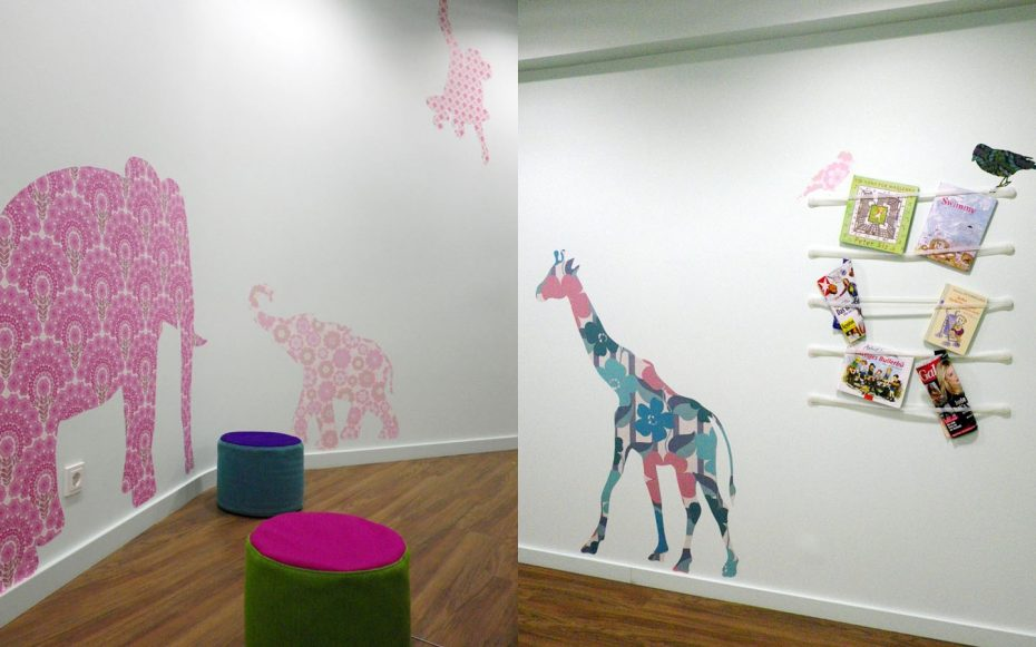 Julia Aulenbacher - Interiors +++ Children's Dentist Clinic Frankfurt 8