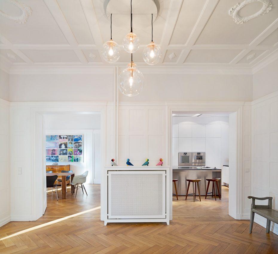 Julia Aulenbacher - Interiors +++ Colorful & Spacious Apt Frankfurt 1