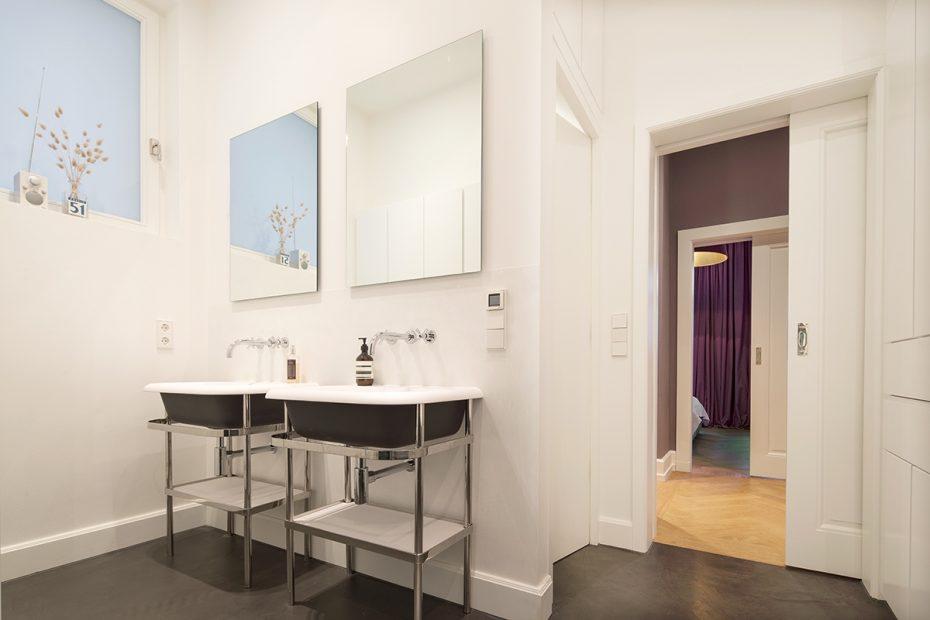 Julia Aulenbacher - Interiors +++ Colorful & Spacious Apt Frankfurt 6