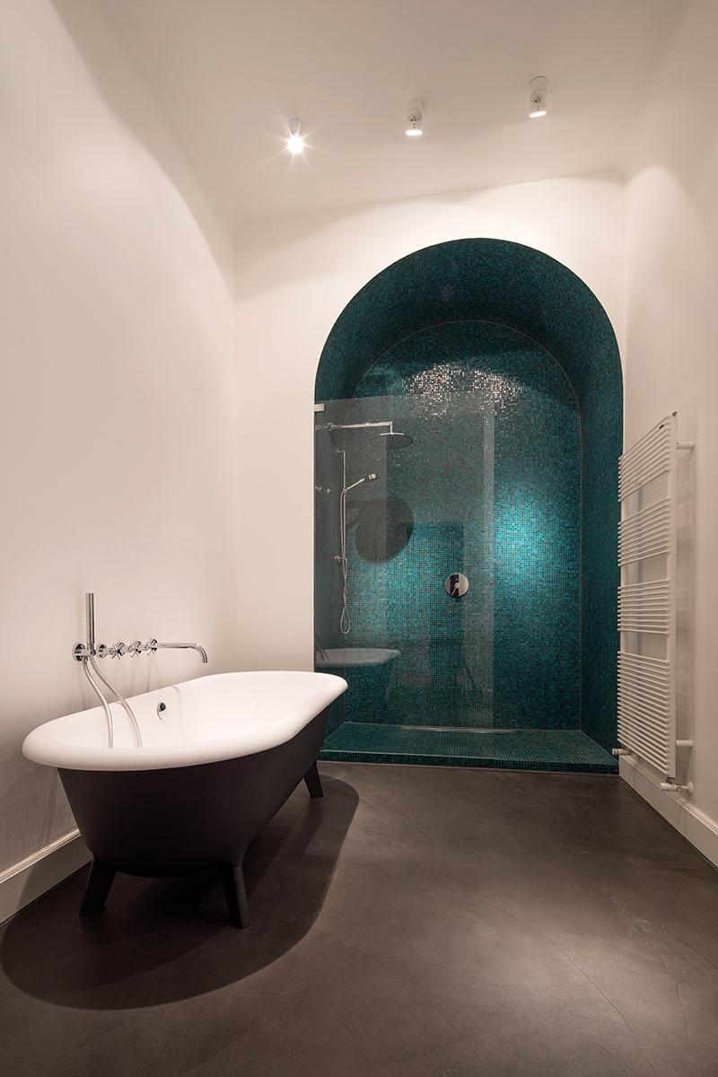 Julia Aulenbacher - Interiors +++ Colorful & Spacious Apt Frankfurt 7