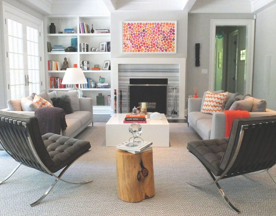 Julia Aulenbacher - Interiors +++ Colourful Family Home Connecticut 2