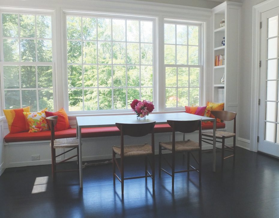 Julia Aulenbacher - Interiors +++ Colourful Family Home Connecticut 3