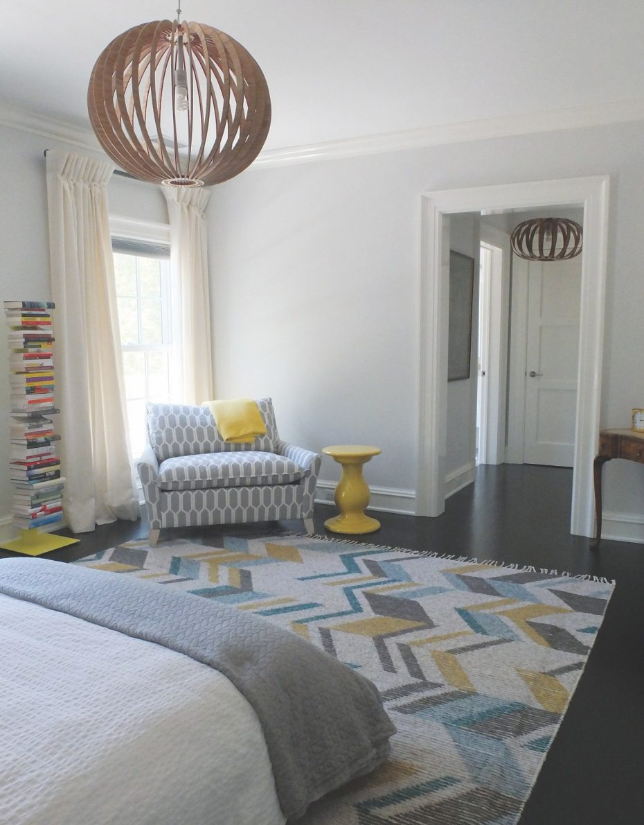 Julia Aulenbacher - Interiors +++ Colourful Family Home Connecticut 9