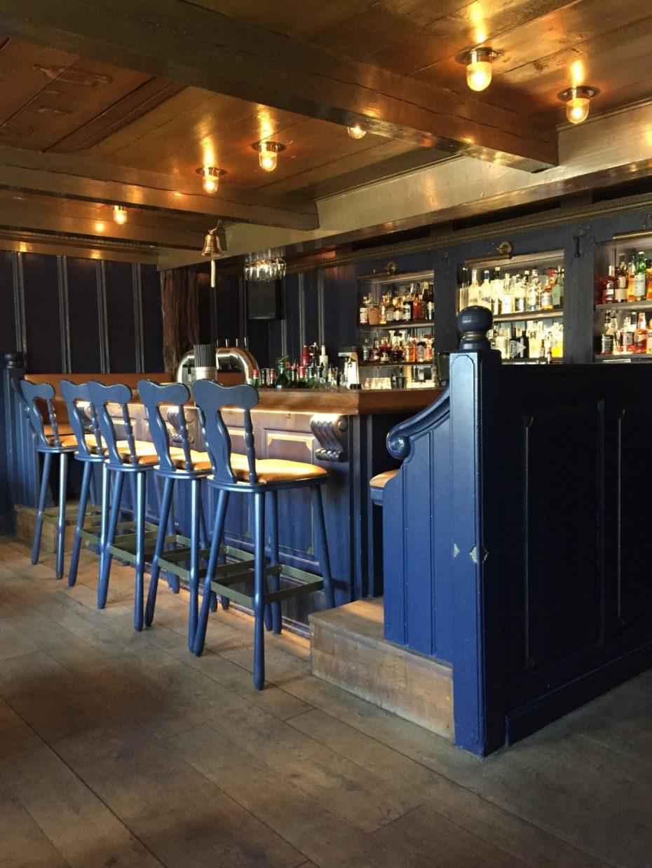 Julia Aulenbacher - Interiors +++ Dorfkrug Bar und Grill Kampen Sylt 3