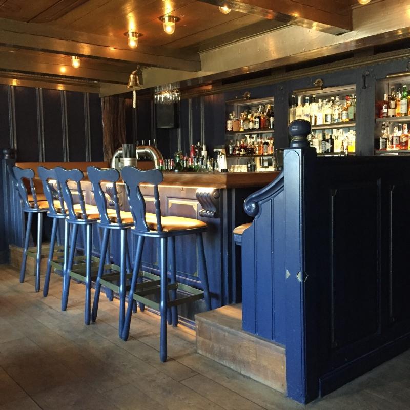 Julia Aulenbacher - Interiors +++ Dorfkrug Bar und Grill Kampen Sylt