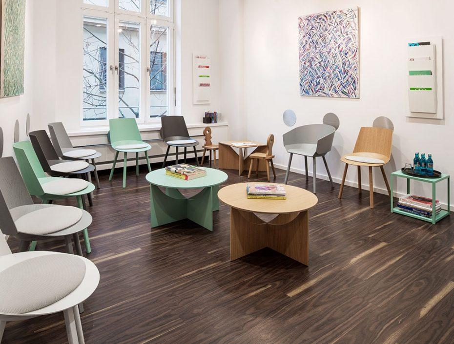 Julia Aulenbacher - Interiors +++ Kiefer - Gesichtzentrum Frankfurt 5