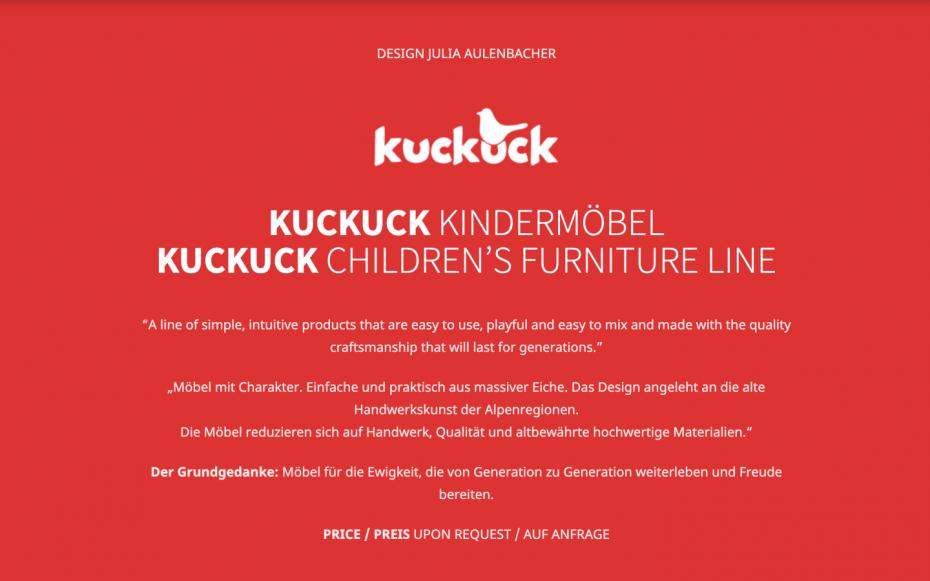 Julia Aulenbacher - Interiors +++ Kuckuck Kindermoebel 15