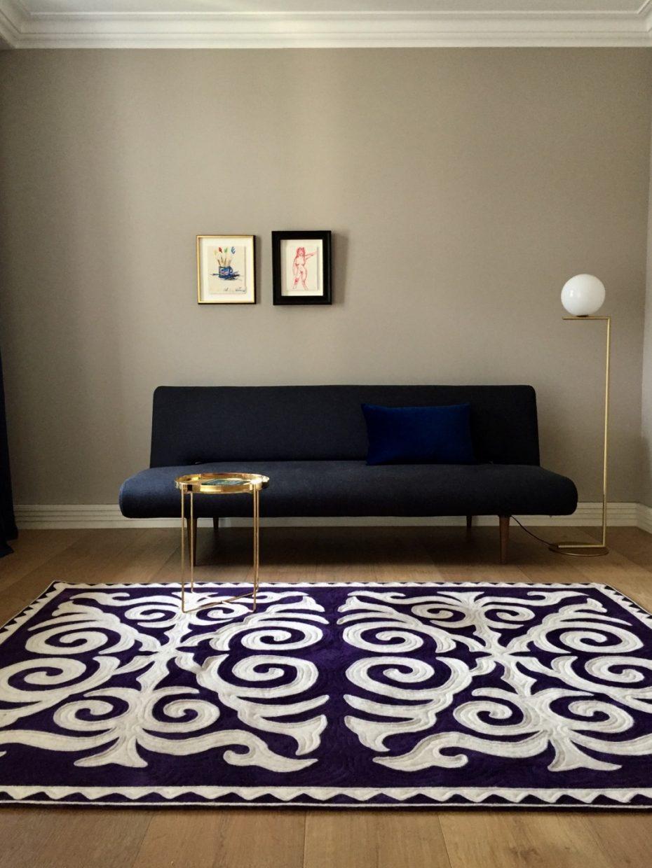 Julia Aulenbacher - Interiors +++ Penthouse Apartment Frankfurt 1