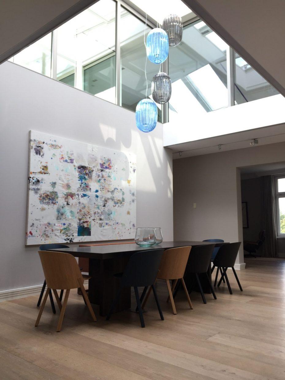 Julia Aulenbacher - Interiors +++ Penthouse Apartment Frankfurt 2