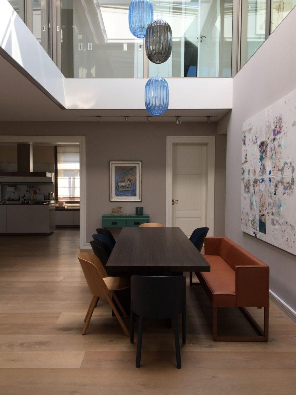 Julia Aulenbacher - Interiors +++ Penthouse Apartment Frankfurt 3