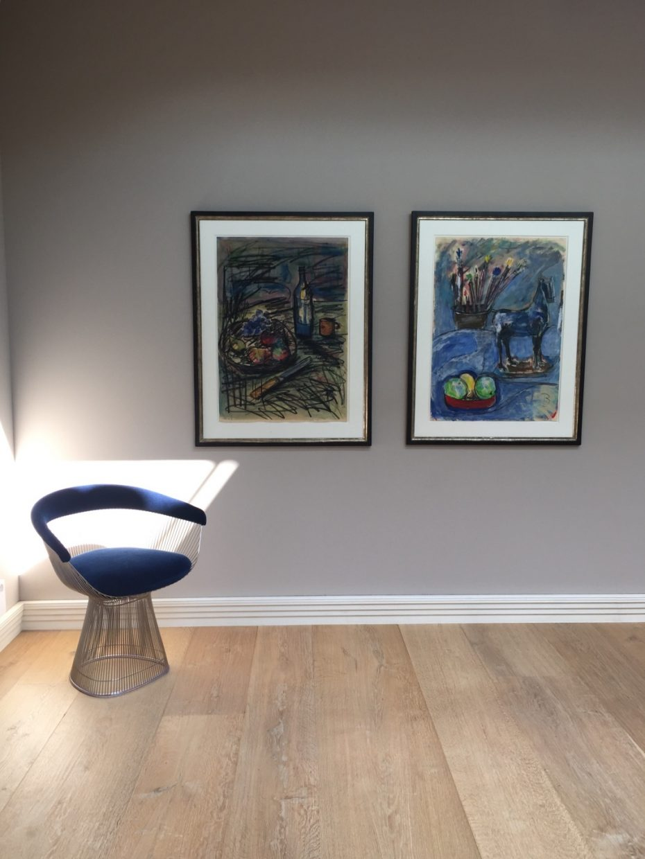 Julia Aulenbacher - Interiors +++ Penthouse Apartment Frankfurt 4