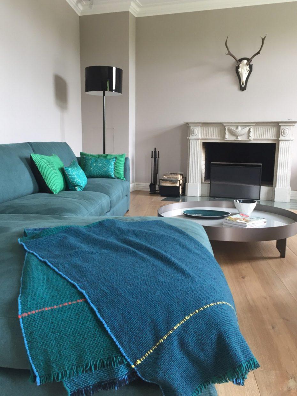 Julia Aulenbacher - Interiors +++ Penthouse Apartment Frankfurt 6