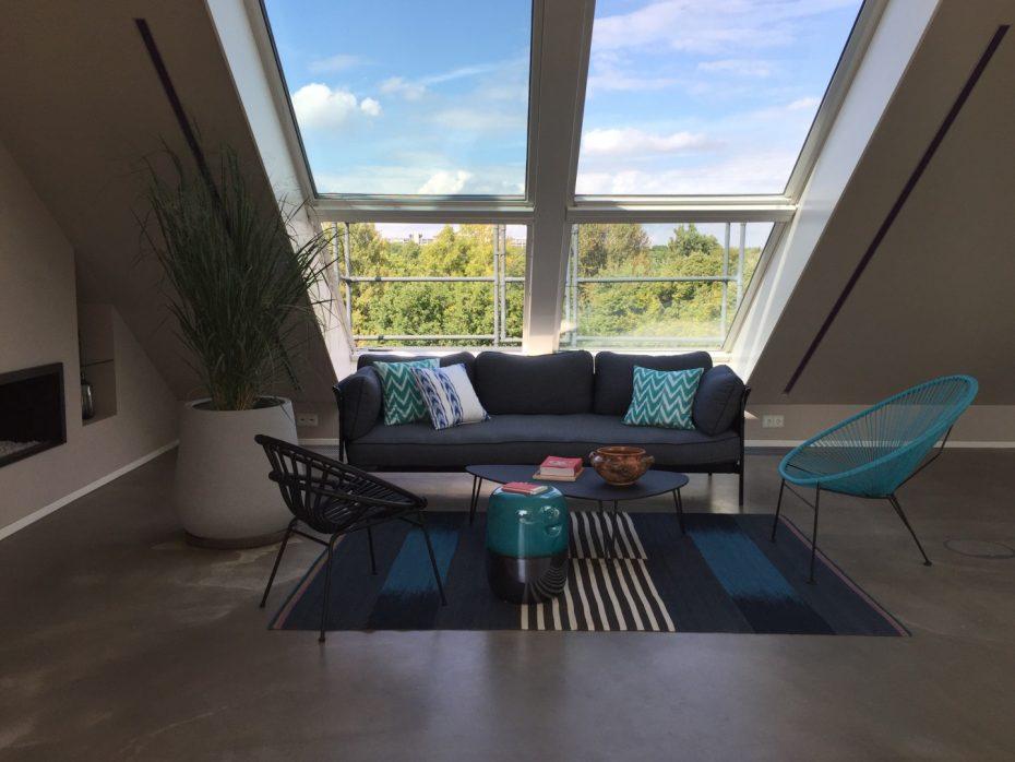 Julia Aulenbacher - Interiors +++ Penthouse Apartment Frankfurt 8
