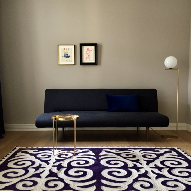 Julia Aulenbacher - Interiors +++ Penthouse Apartment Frankfurt