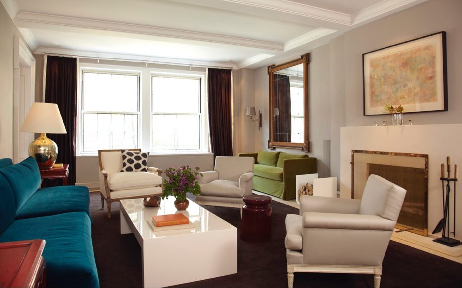 Julia Aulenbacher - Interiors +++ Upper East Side Apartment New York 6