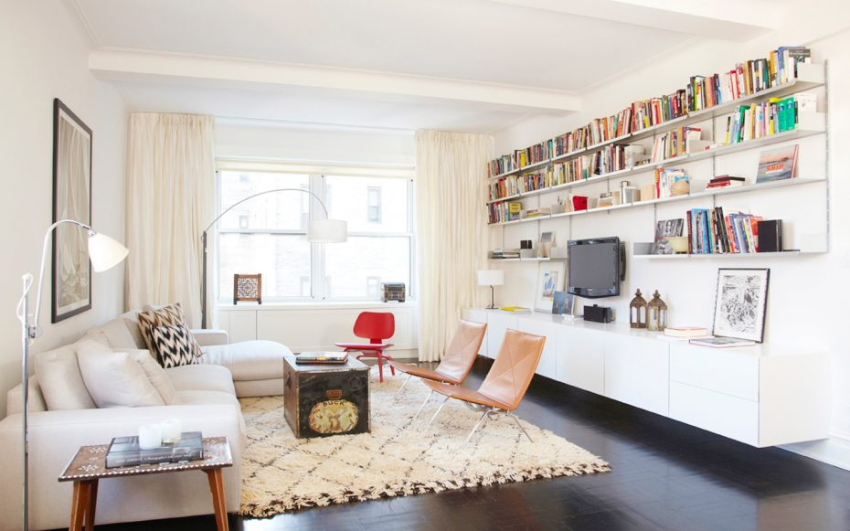 Julia Aulenbacher - Interiors +++ Upper West Side Apartment New York 1