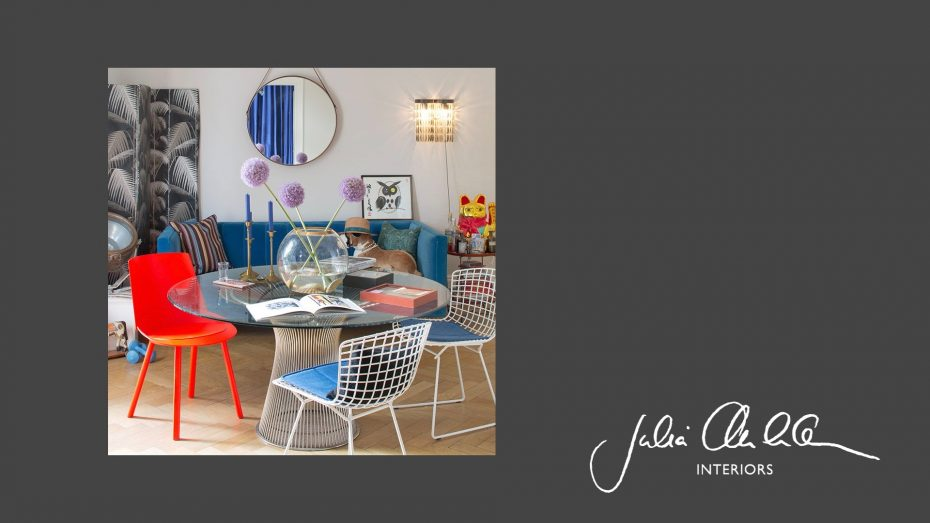Julia Aulenbacher - Interiors +++ Westend colors
