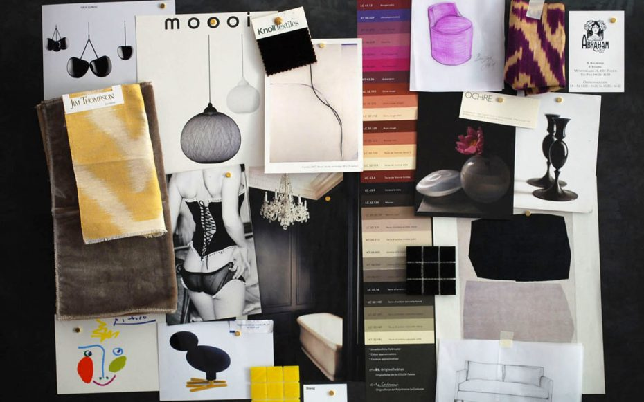 Julia Aulenbacher - Interiors +++ about 2