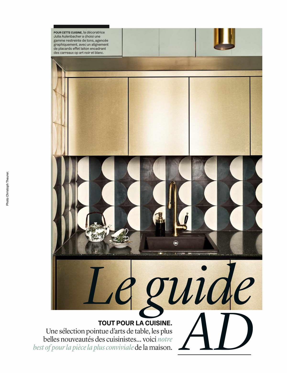 Julia Aulenbacher - Interiors +++ ad france 0