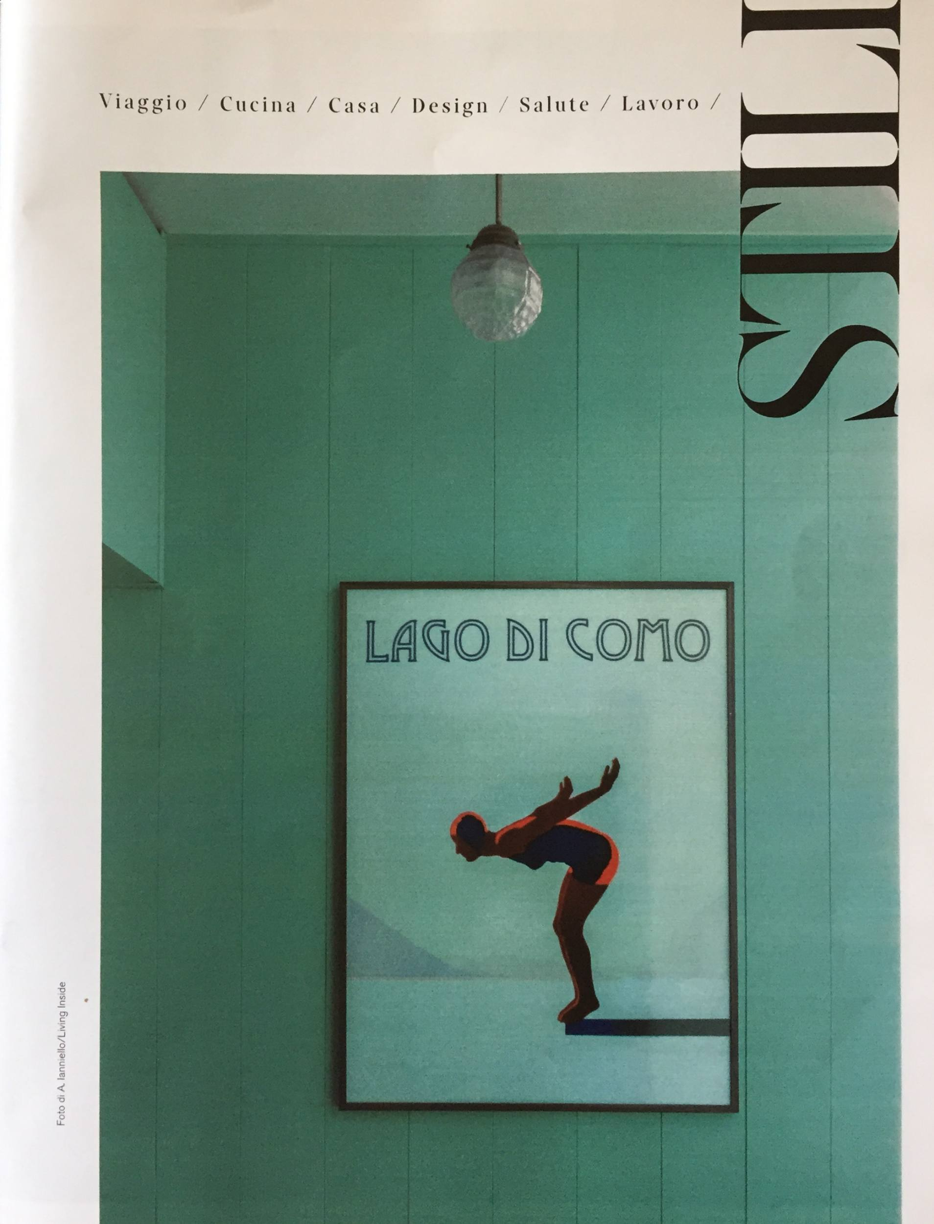 Julia Aulenbacher - Interiors +++ d la republica italia 1