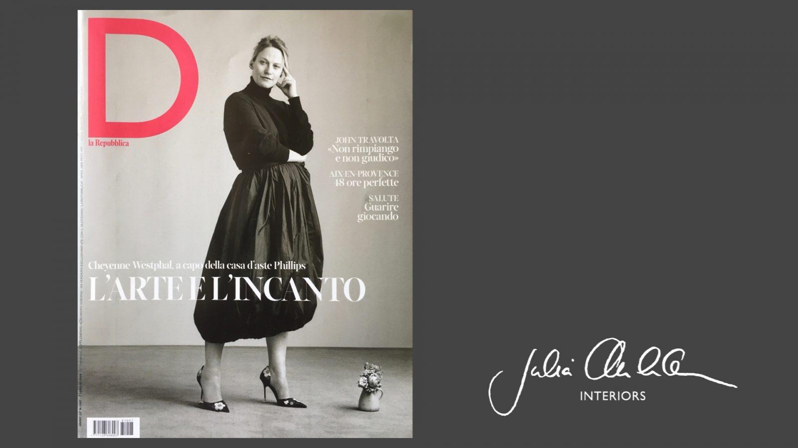 Julia Aulenbacher - Interiors +++ d la republica italia