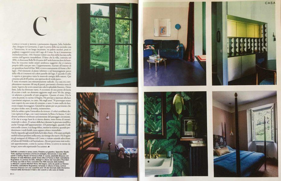 Julia Aulenbacher - Interiors +++ d la republica italia 3