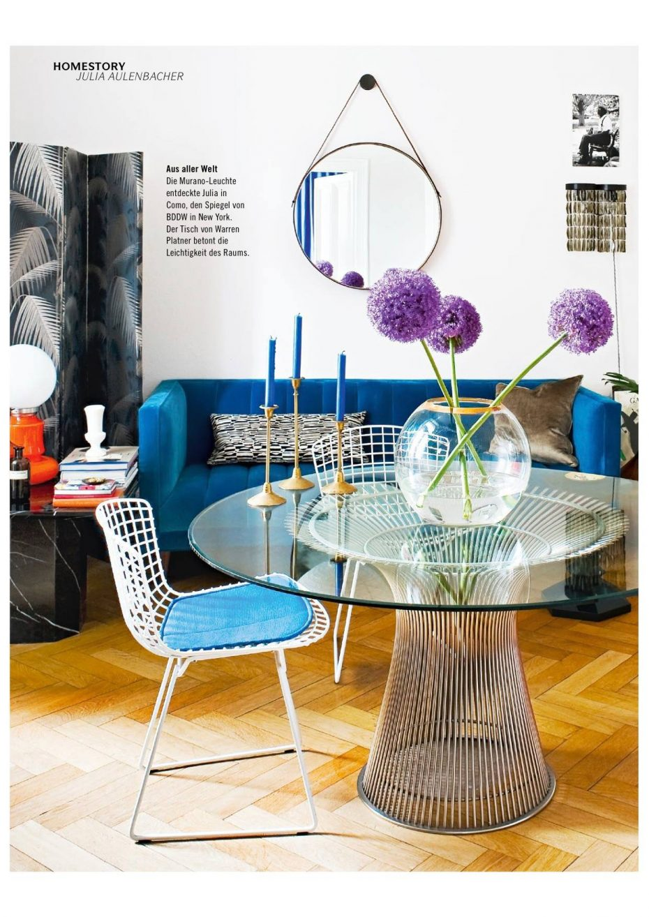 Julia Aulenbacher - Interiors +++ zu Hause wohnen 0