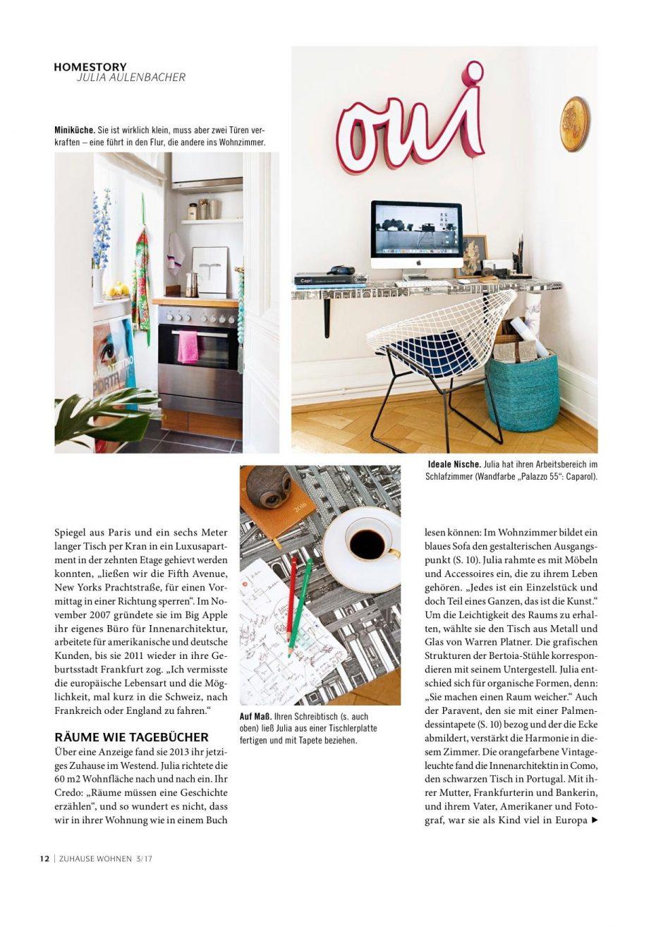 Julia Aulenbacher - Interiors +++ zu Hause wohnen 2