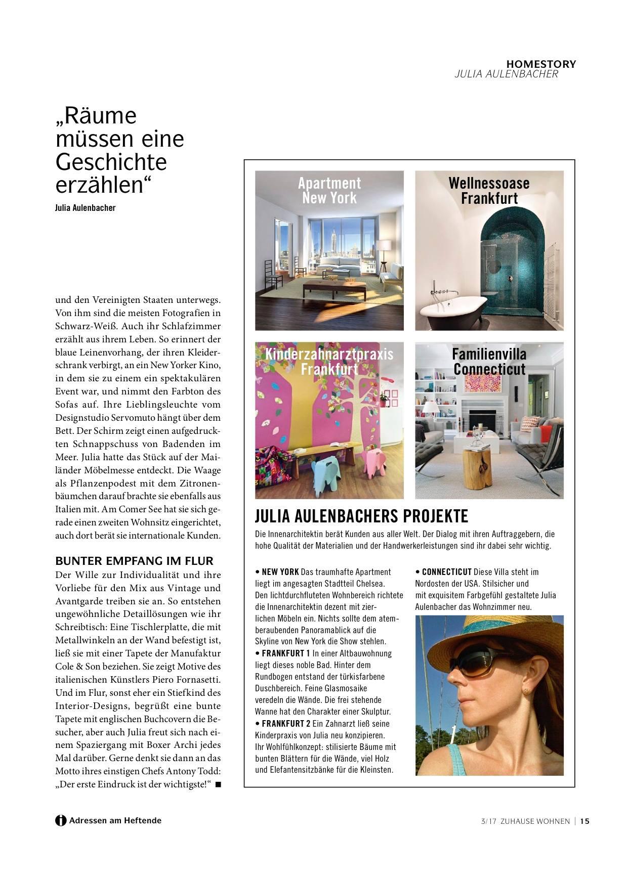 Julia Aulenbacher - Interiors +++ zu Hause wohnen 5
