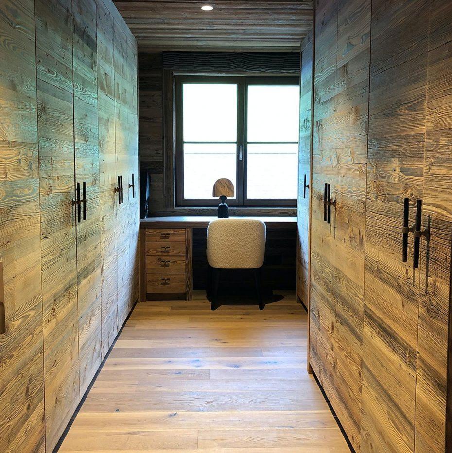 Julia Aulenbacher - Interiors +++ Das blaue Chalet Lech 15