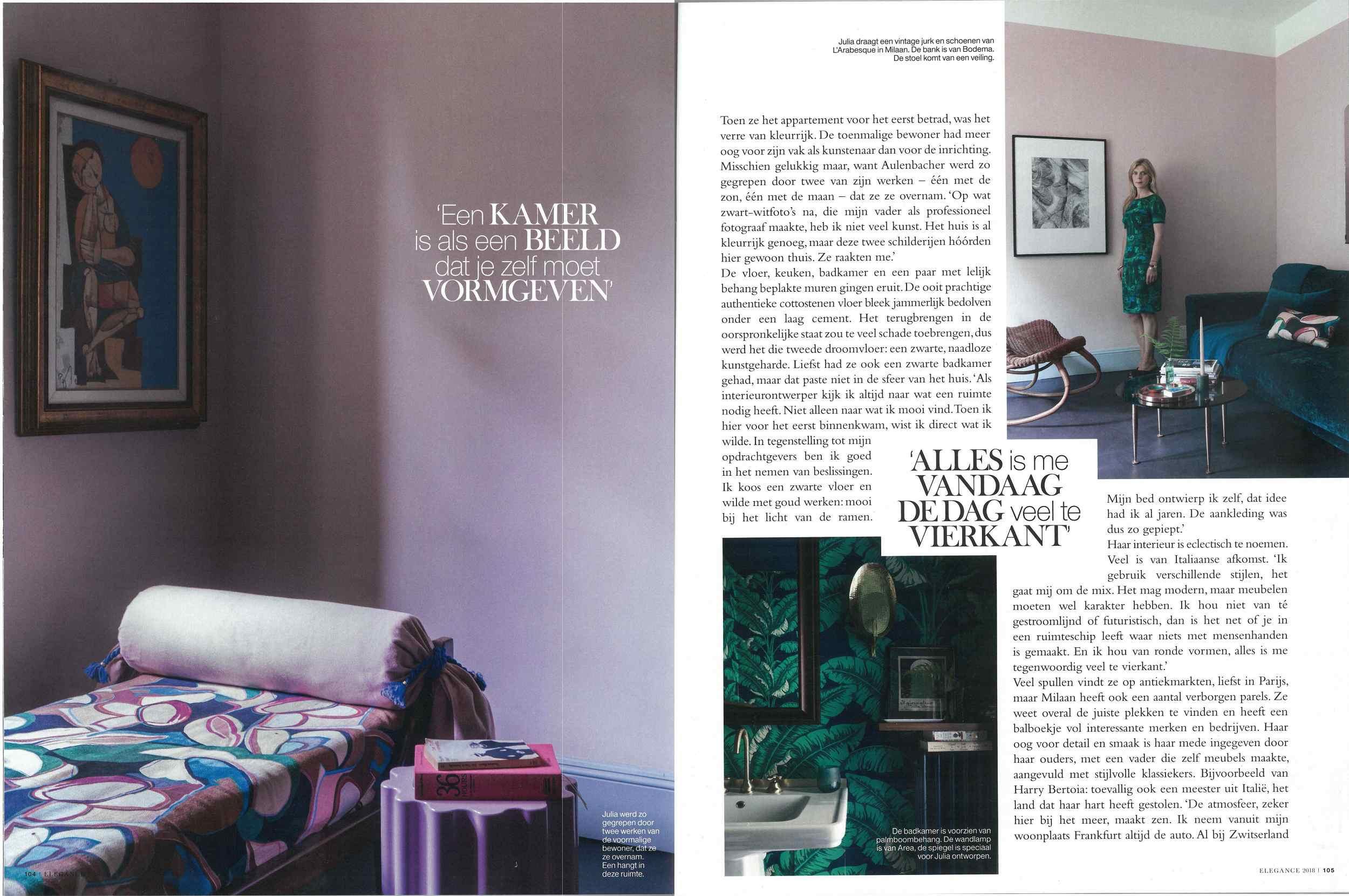 Julia Aulenbacher - Interiors +++ Elegance 2