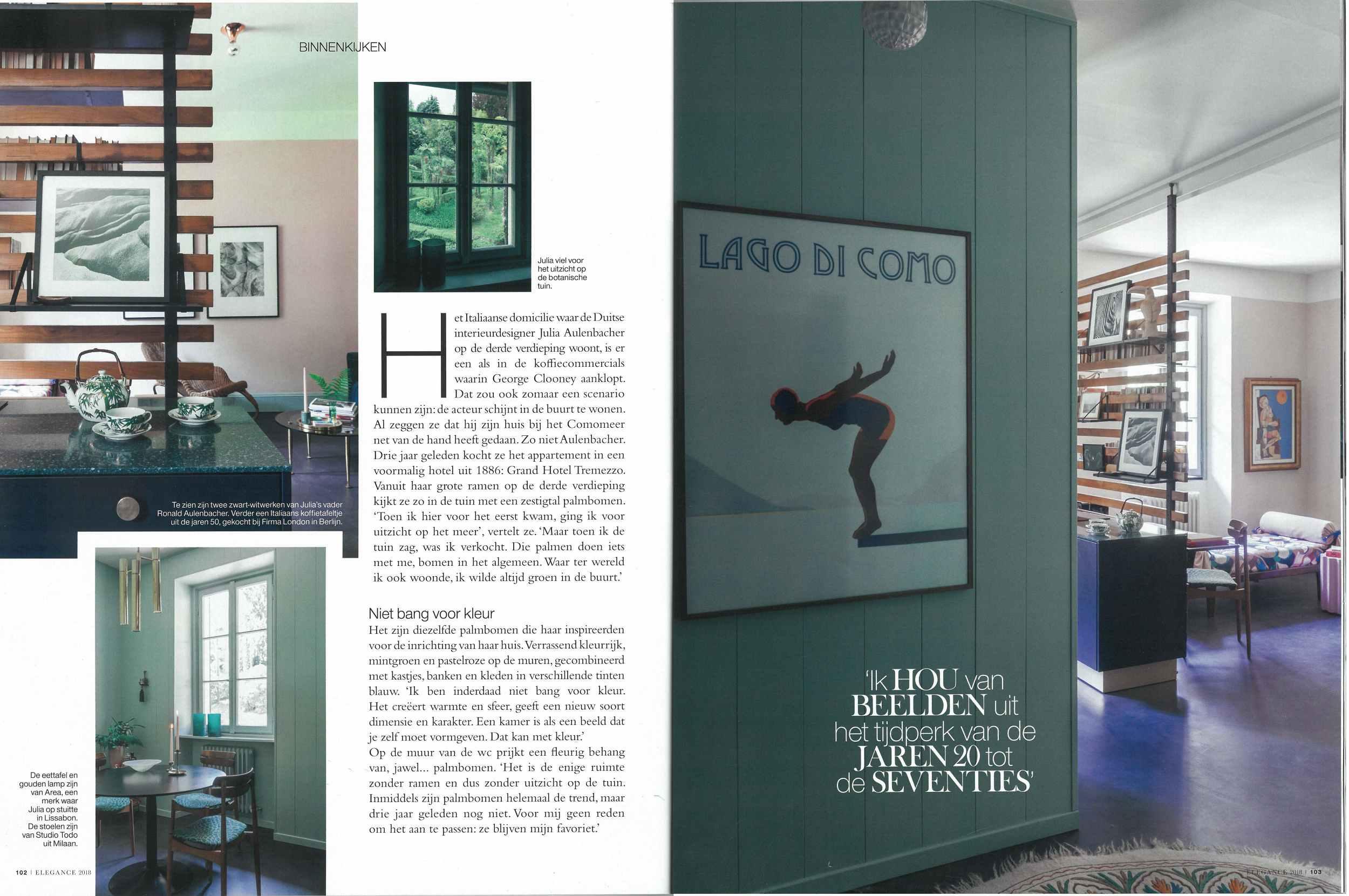 Julia Aulenbacher - Interiors +++ Elegance 3
