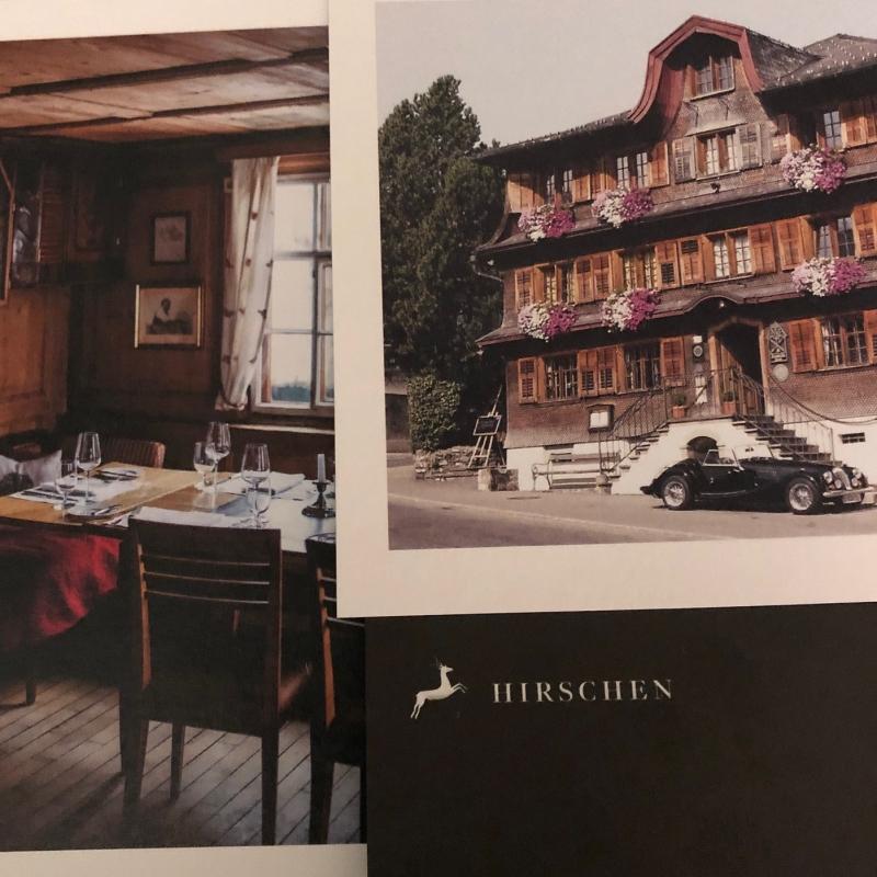 Julia Aulenbacher - Interiors +++ Gasthof Hirschen