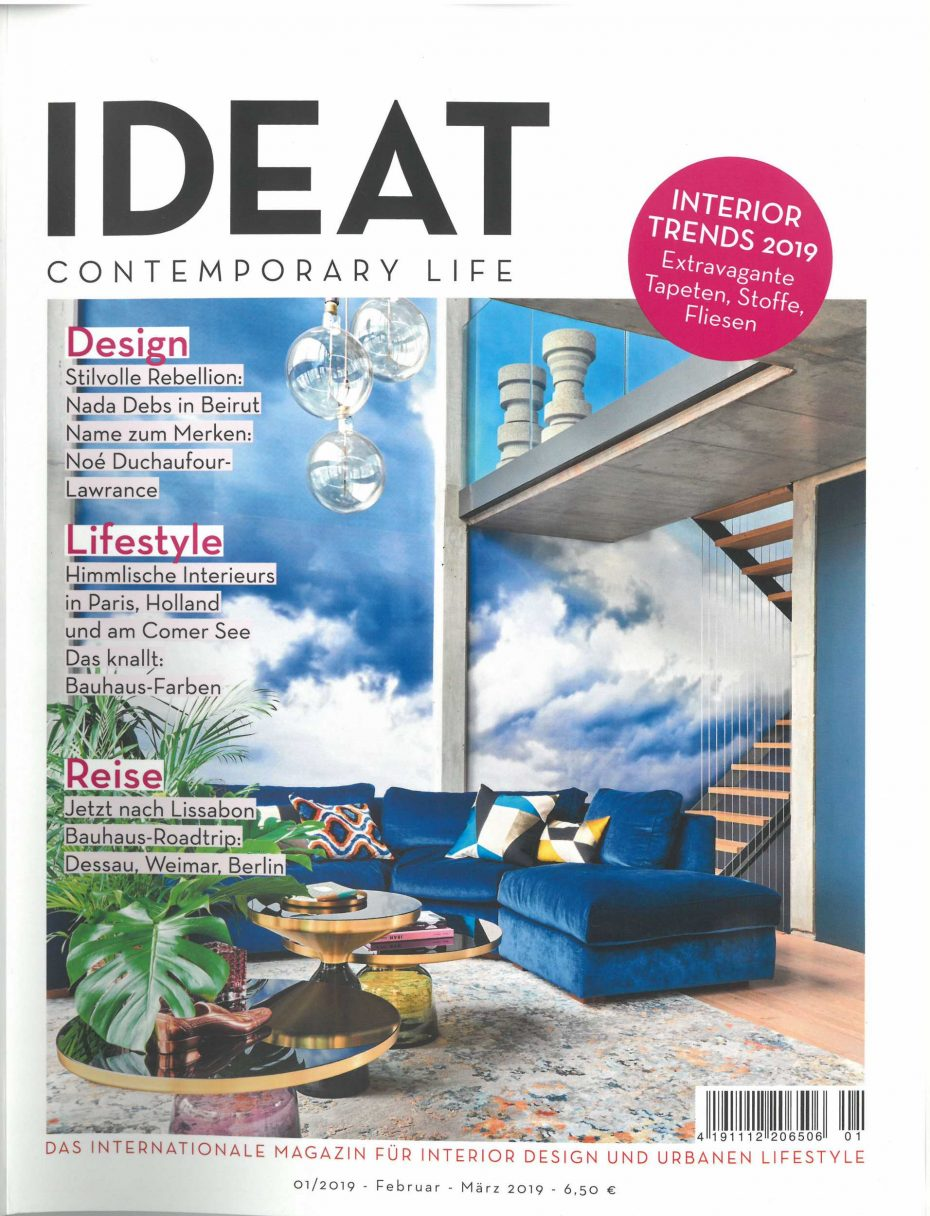 Julia Aulenbacher - Interiors +++ IDEAT 0
