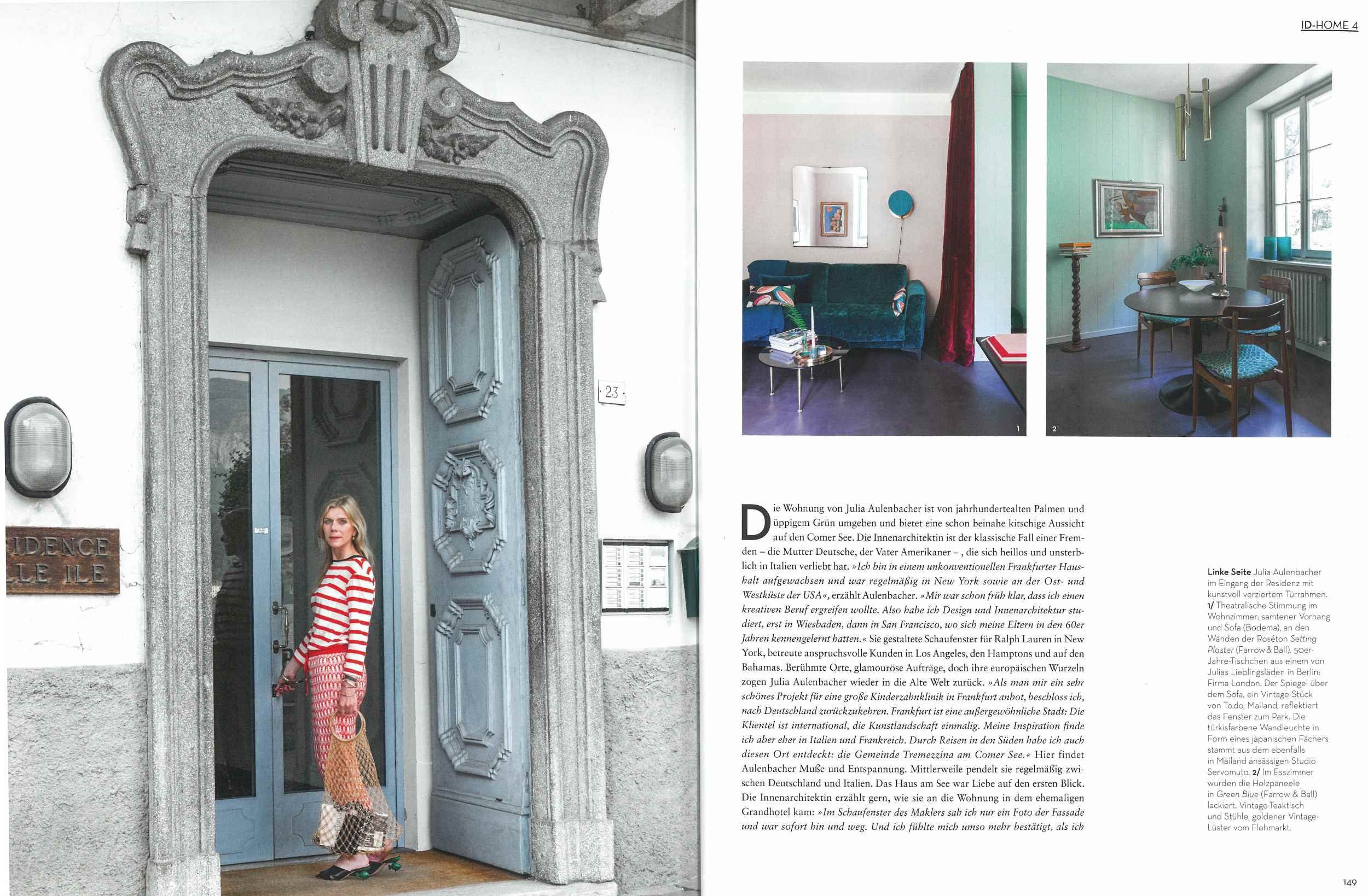 Julia Aulenbacher - Interiors +++ IDEAT 2