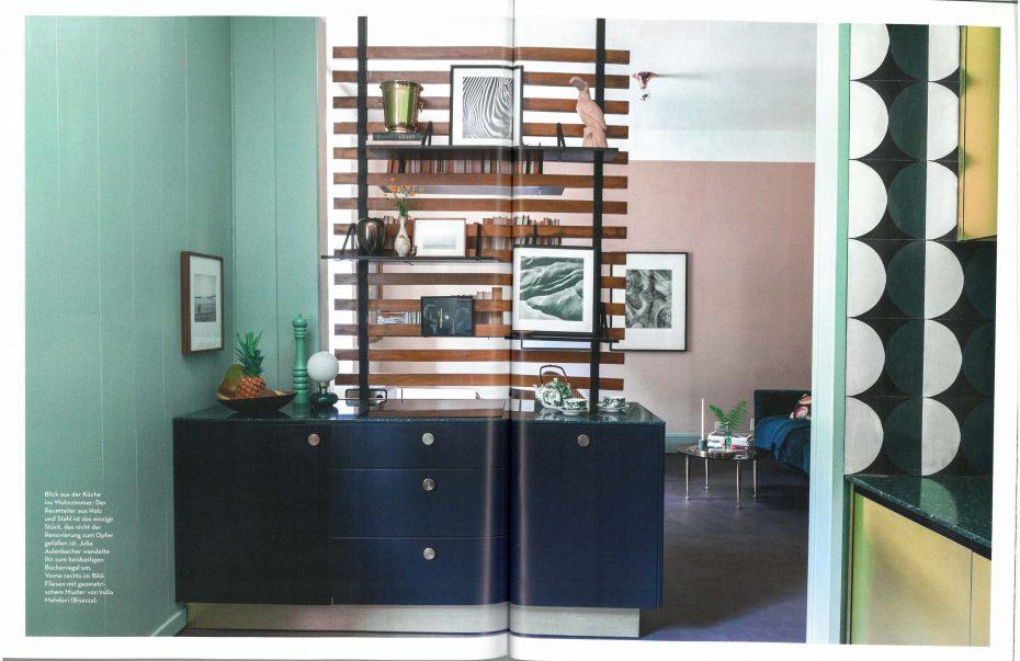 Julia Aulenbacher - Interiors +++ IDEAT 3
