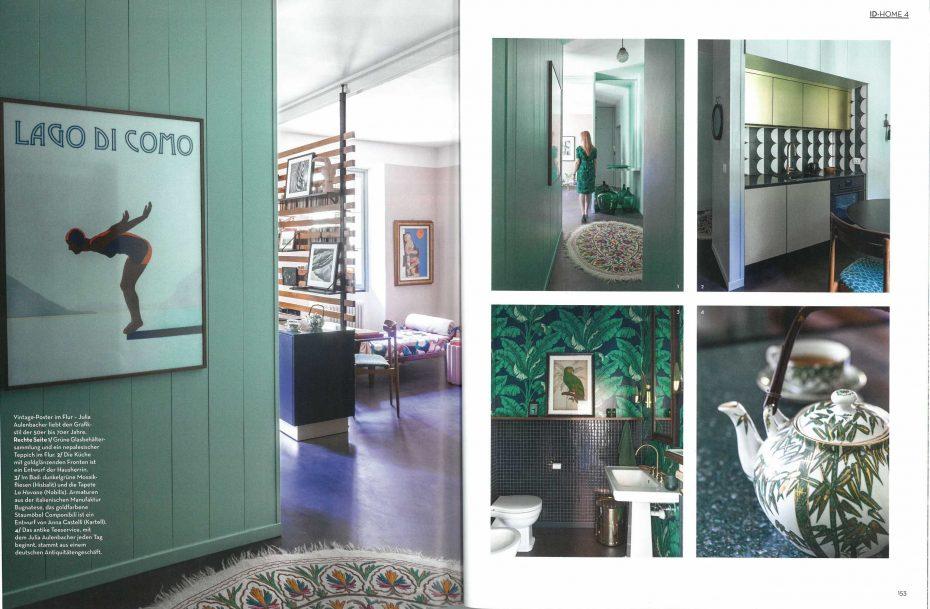 Julia Aulenbacher - Interiors +++ IDEAT 4