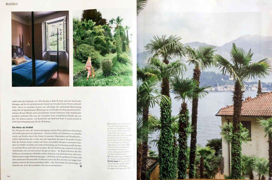 Julia Aulenbacher - Interiors +++ IDEAT 5